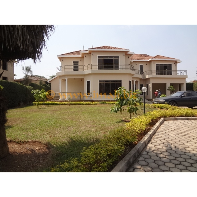 A House For Rent In Kigali – Nyarutarama