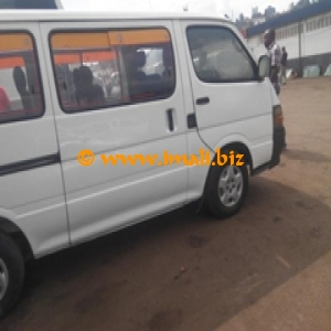 Location minibus kigali