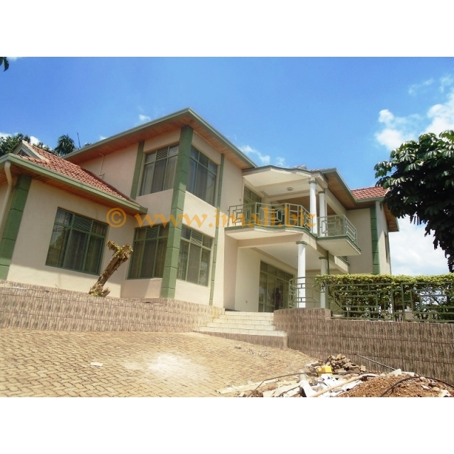 7 Bedroom House For Rent | Imali Biz A 7 Bedroom House For Rent Kiyovu Within Spacious