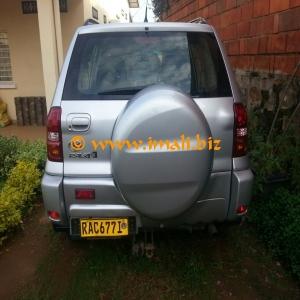 Imali Biz A Car Rava 4 For In Kigali