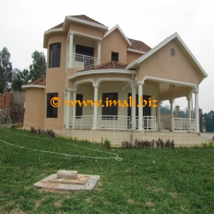 A Villa House For Renting In Kakiru Rwanda