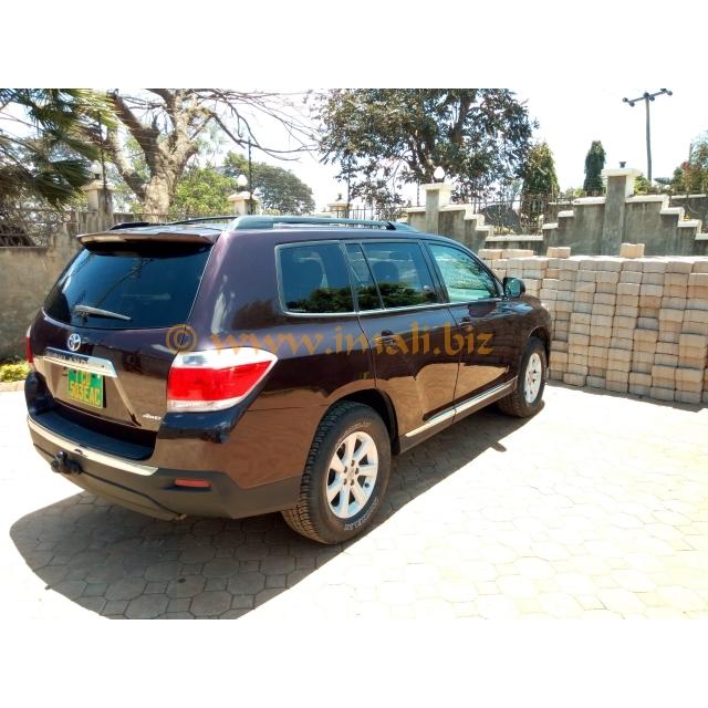 Toyota Highlander For Sale: 2013 Toyota Highlander For Sale
