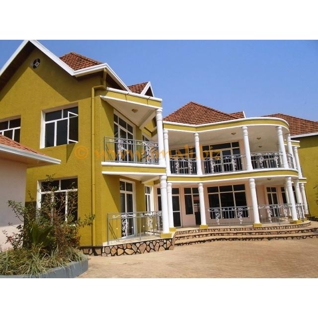 . : : Imali.biz | A NEW 7 BEDROOM HOUSE FOR SALE @ KIBAGABAGA ON ASPHALT  ROAD, [$3000 /Rwf 2 592 000] : : .