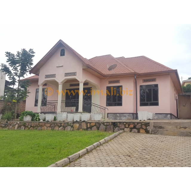 Nice 3 Bedroom House For Rent: Nice House For Rent In Kacyiru