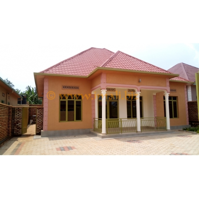 Imali Biz Kanombe House For Sale Price 60 Millions