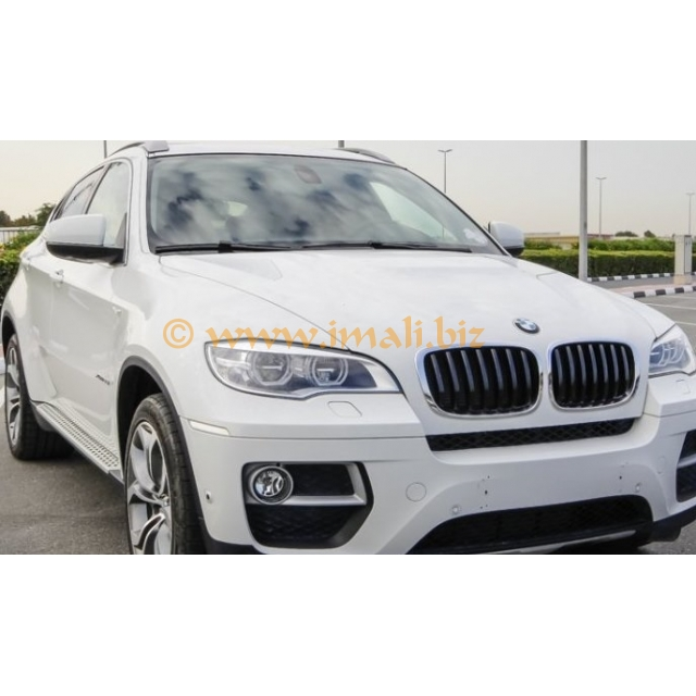 2013 Bmw X6 Interior: 2013 BMW X6